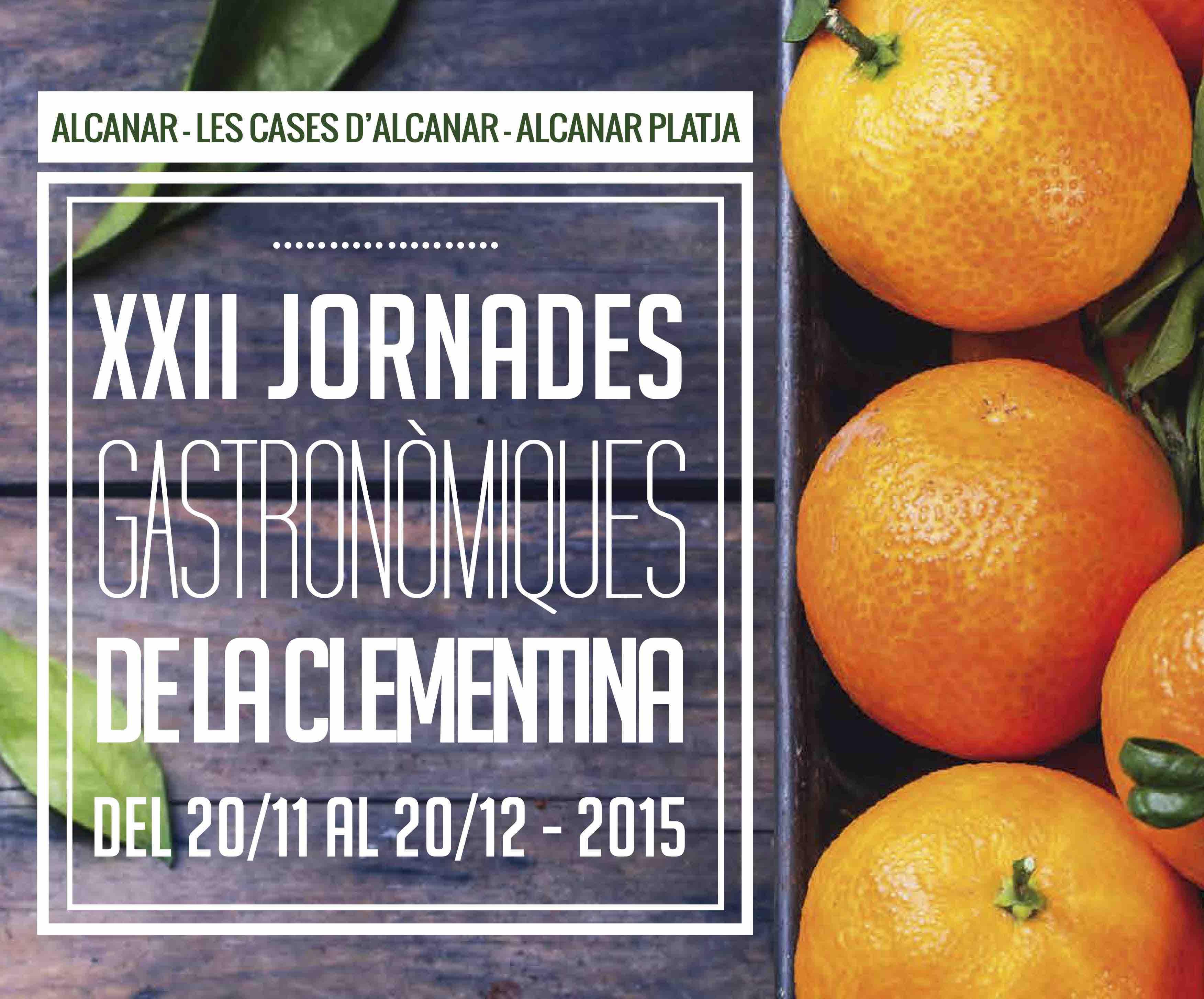 Jornades Gastronomiques Clementina